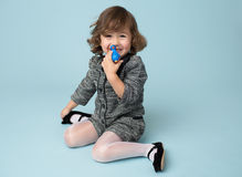 Child Clothing Fashion Royalty Free Stock Images