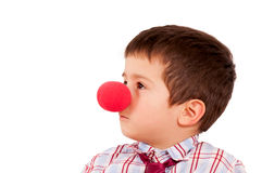 Child Clown Royalty Free Stock Photos