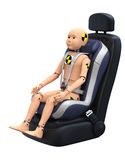 Child Crash Test Dummy Royalty Free Stock Photography