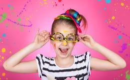 Child and creativity, development. Stock Photography