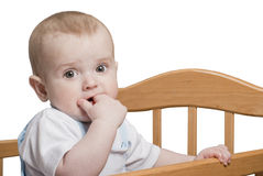 Child cry Stock Images