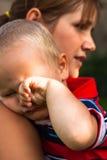 Child crying Stock Photo
