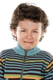 Child crying Stock Images