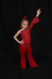 Child Dancer Royalty Free Stock Photography