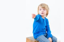 A Child Desire Royalty Free Stock Photography