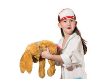 Child doctor Stock Images