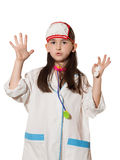 Child doctor Stock Photo