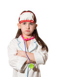 Child doctor Royalty Free Stock Image