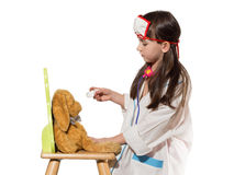Child doctor Stock Photos