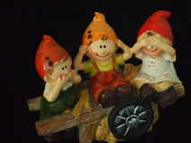 Child dolls Royalty Free Stock Photo