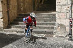 Free Child Downhill Stock Photography - 102066252