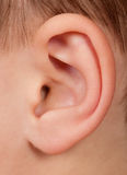 Child ear stock images