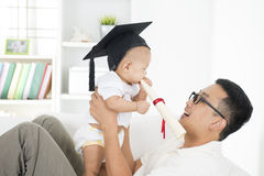 Child early education concept. Royalty Free Stock Photography