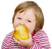 Child. Royalty Free Stock Images