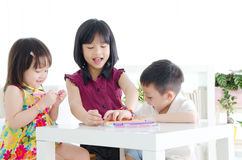 Child education Royalty Free Stock Photo