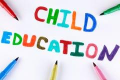 Child Education Stock Image