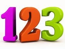 Child education maths Royalty Free Stock Photo