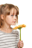 Child emotions Royalty Free Stock Photo
