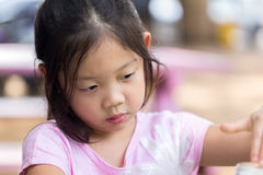Child Exploring and Learning Development Concept Royalty Free Stock Photos