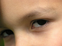 Child eye Royalty Free Stock Photos