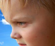 Child eye Stock Photos