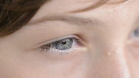 Child eye Royalty Free Stock Photo
