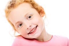 Child face Royalty Free Stock Photos
