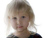 Child face Royalty Free Stock Images