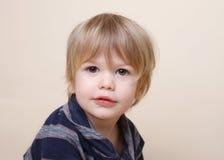 Child Face Stock Photo
