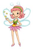 Child fairy stock photography