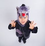 Child in fancy dress Royalty Free Stock Photography