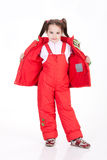 Child Fashion Royalty Free Stock Photo