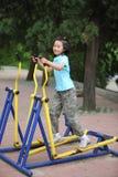 Child fitness Stock Photos
