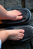 Child foot Royalty Free Stock Image