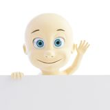Child form Stock Photography