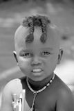 Child fron Himba tribe Royalty Free Stock Photography