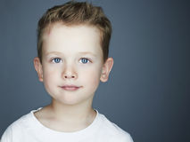 Child. funny little boy. 5 years old. Trendy children of the world stock images