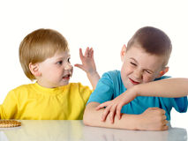 Child game Royalty Free Stock Images