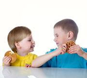 Child game Stock Photography