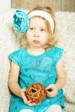 Child - gets older Royalty Free Stock Image