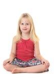 Child girl Stock Image
