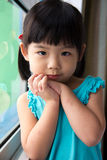 Child girl Royalty Free Stock Photos