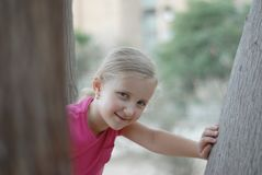Child girl Royalty Free Stock Images