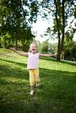 Child girl stock photos