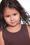 Child girl Royalty Free Stock Photography