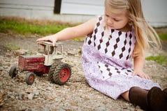 Child, Girl, Grass Stock Photo