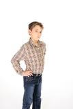 child hands hips Στοκ φωτογραφία με δικαίωμα ελεύθερης χρήσης