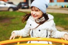 The child happy. Stock Photos