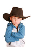 Child in a hat Stock Photo