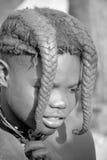 Child Himba tribe Royalty Free Stock Photos